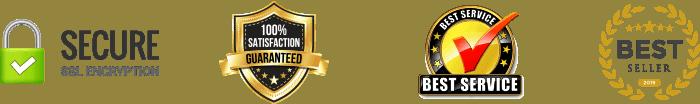 Logotipos de segurança